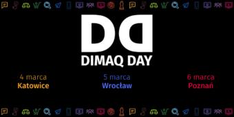 Jesteśmy partnerem konferencji DIMAQ Day