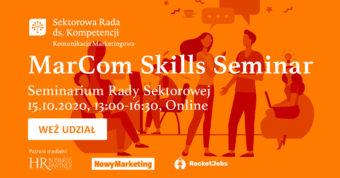 MarCom Skills Seminar: szerokie spojrzenie na proces edukacji w sektorze komunikacji marketingowej